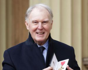 Tim Pigott-Smith has died aged 70. Photo: NZ Herald
