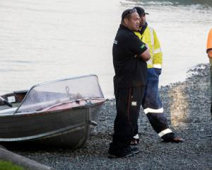 Police wouldn't say if the body was that of a 52 year-old fisherman who went missing six days ago...