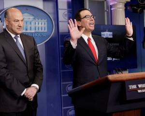 US companies support the tax cuts however there is apprehension about job security. Photo: Reuters