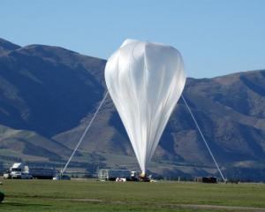 Nasa will commence its sixth attempt at launching the 532,000cu m  super pressure balloon on...