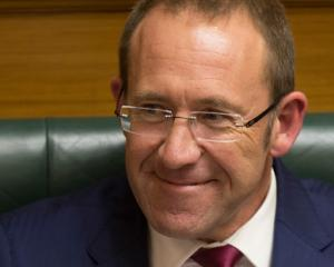 Labour leader Andrew Little. Photo: NZ Herald