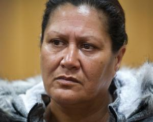 Donna Catherine Parangi is charged with depriving her grandson of the necessaries of life. Photo:...