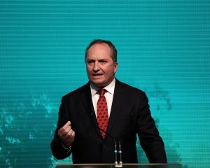 National Party Leader Barnaby Joyce. Photo: Getty