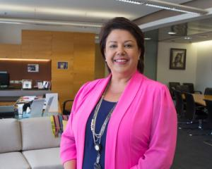 Police minister Paula Bennett is warning about meth addiction. Photo: NZ Herald/ Mark Mitchell