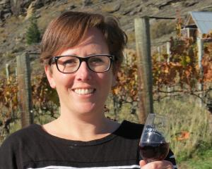Ngarita Warden, of Alexandra, is a director of the Wine Academy, in Auckland, and is keen to see...
