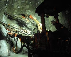 Oceana Gold plans to drive two new horizontal exploration tunnels at its Waihi mine site,...