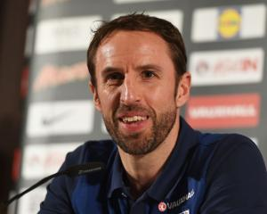 England manager Gareth Southgate. Photo: Getty Images