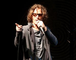 Chris Cornell. Photo Getty