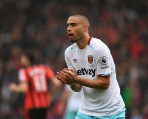 Winston Reid. Photo Getty