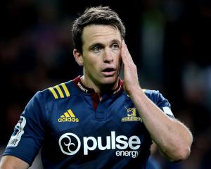 Ben Smith will be available for the Highlanders for their match against the Waratahs next weekend...