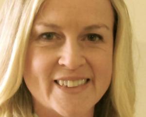 Gretchen Robertson.