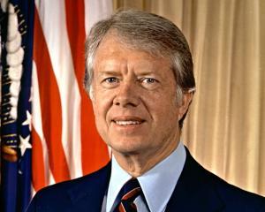 Jimmy Carter  PHOTO: US NAVY
