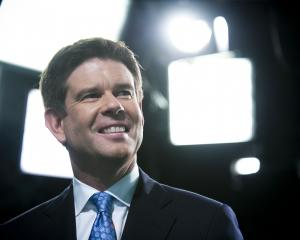 Broadcaster John Campbell is one of the most trusted Kiwis, according to the survey. Photo: ODT file