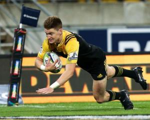 Hurricanes fullback Jordie Barrett will remain with the team instead of going to the under-20...