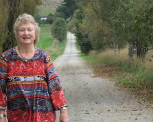 Pat Robertson has withdrawn her request to the Waitaki District Council to change the name of...