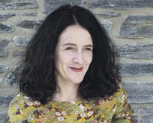 Dunedin Writers and Readers Festival programme director Claire Finlayson.