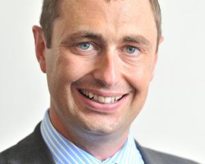 Phil Stevenson.