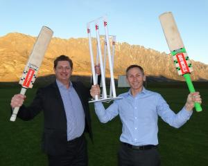 Celebrating the announcement yesterday Queenstown will host Under-19 Cricket World Cup games at...