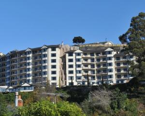 Ryman Healthcare's Frances Hodgkins retirement village in Dunedin, which has 125 mixed rest-home,...