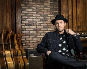 Weissenborn guitarist Thomas Oliver is touring New Zealand this month. Photo: Terry Longley and...