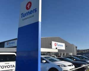 Acquisitions and more business is expected by Turners Automotive Group this year.PHOTO: PETER...