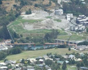 Queenstown's Kawarau Village. Photo Mountain Scene