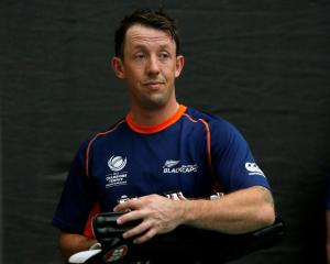 Luke Ronchi. Photo Reuters