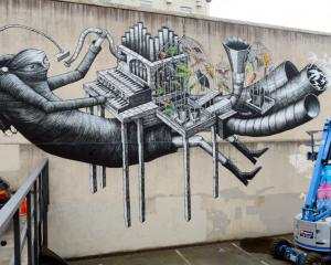 """The Songbird Pipe"" Organ, by Phlegm"