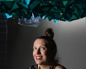Artist Gabby O'Connor has created a multimedia exhibition based on two visits to the Antarctic...