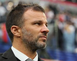 Anthony Hudson. Photo: Getty Images