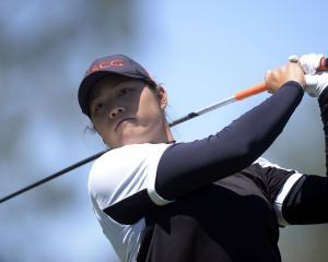 Ariya Jutanugarn will replace Lydia Ko as the top ranked player in women's golf. Photo: USA Today Sports