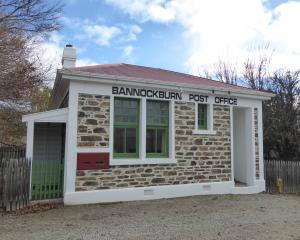 The Bannockburn Post Office. Photo: Lynda van Kempen.