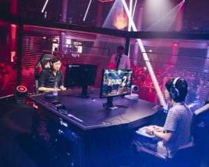 With championships watched by crowds of fans similar to traditional events like the NBA basketball finals or soccer World Cup, telecoms firms see Esports as a way to lure younger clients. Photo: Reuters