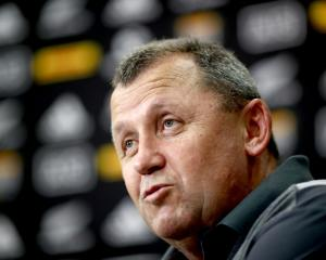 Ian Foster on Eden Park: 'It's always been a special ground for New Zealand rugby as a whole.'...