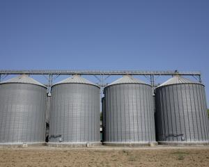 A man nearly died in a grain silo. Photo: Getty
