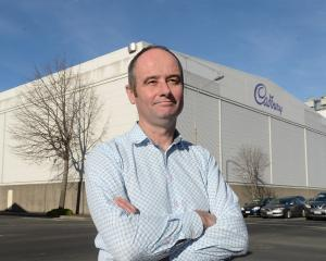 Jim O'Malley is spearheading a plan to buy part of the Cadbury factory in Dunedin. Photo: Linda Robertson