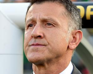 Juan Carlos Osorio. Photo: Getty Images