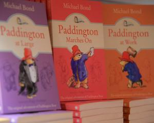 The author, Michael Bond, who created Paddington Bear has died after a short illness age 91....