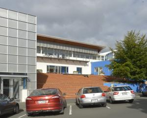 The University of Otago's School of Physical Education. Photo: Gerard O'Brien