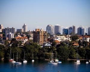 Sydney housing costs are increasing. Photo: Getty