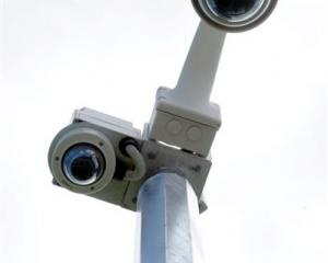 This 10m pole complete with two cameras is operated by the New Zealand Transport Agency and is...