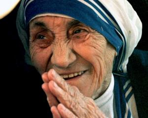 Mother Teresa. Photo: Reuters