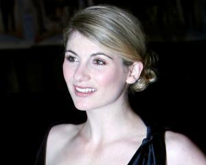 Jodie Whittaker.