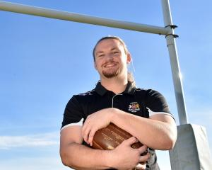 Harbour loose forward Ben Whale. Photo: Peter McIntosh