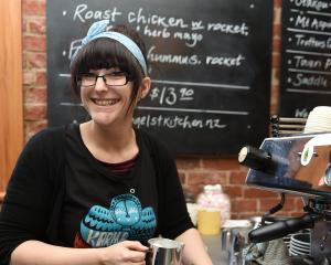 Emma Wogan (27) is the head barista at Vogel St Kitchen in Dunedin. Originally from Christchurch,...