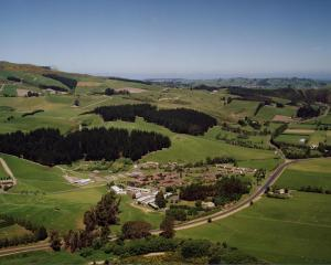 AgResearch's Invermay facility near Mosgiel. Photo: Supplied
