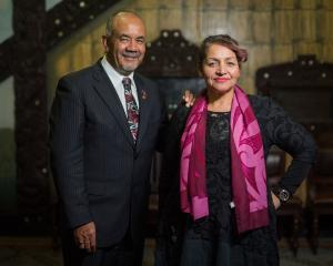 The Maori Party announced its new IwiRail policy which would look to take over KiwiRail lines and...
