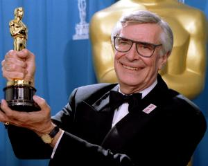 Martin Landau has died aged 89. Photo: Reuters