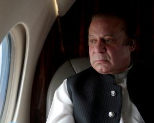 Nawaz Sharif. Photo: Reuters