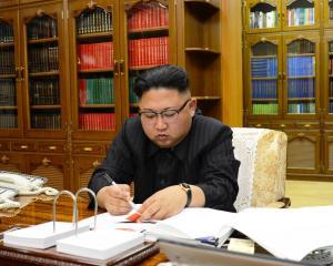 North Korea snubbed South Korea's call for military talks. Photo: Reuters